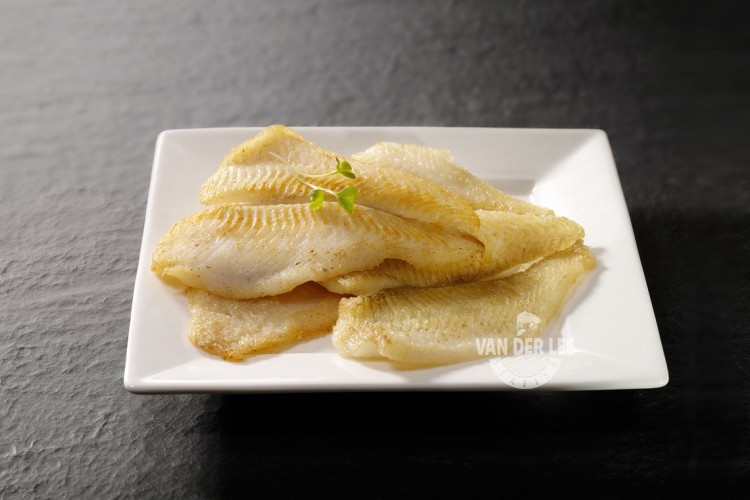Filetes de limanda japonesa
