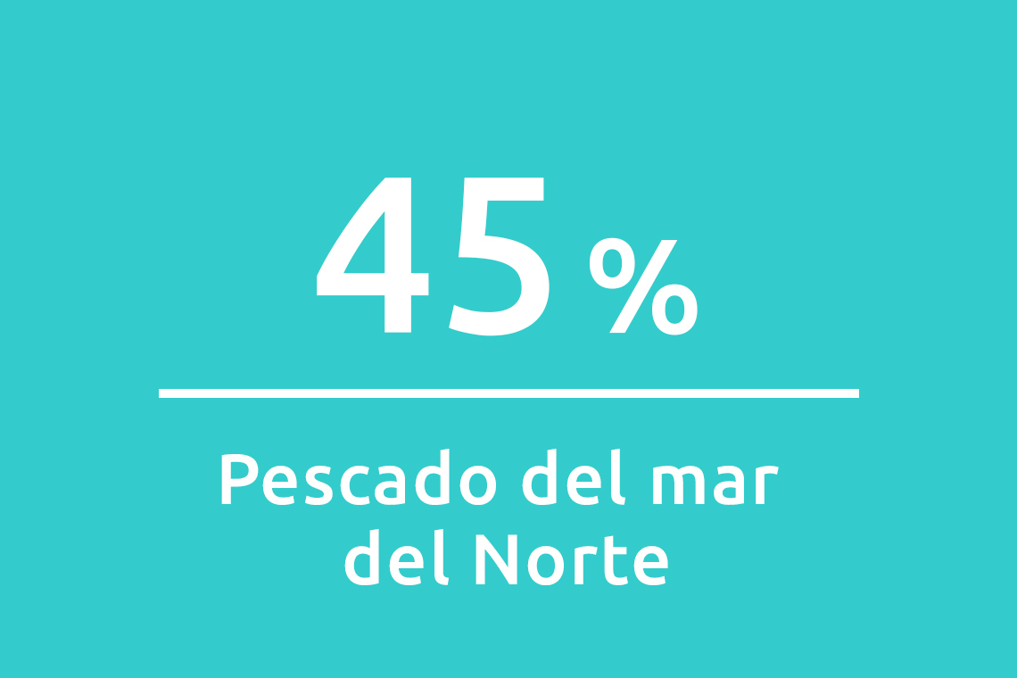 Datos y cifras North Sea fish