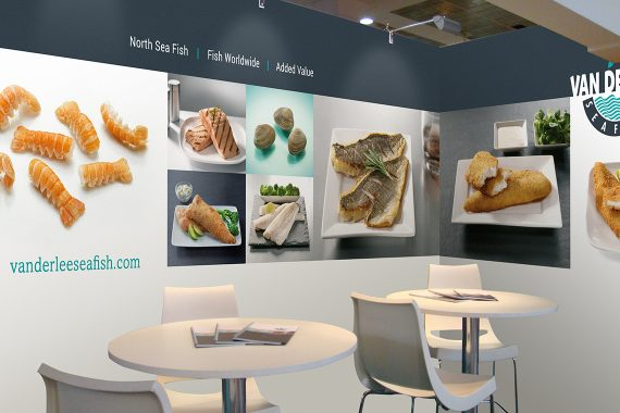 Venga a visitarnos en la feria Seafood Expo Global de Bruselas del 25 al 27 de abril de 2017