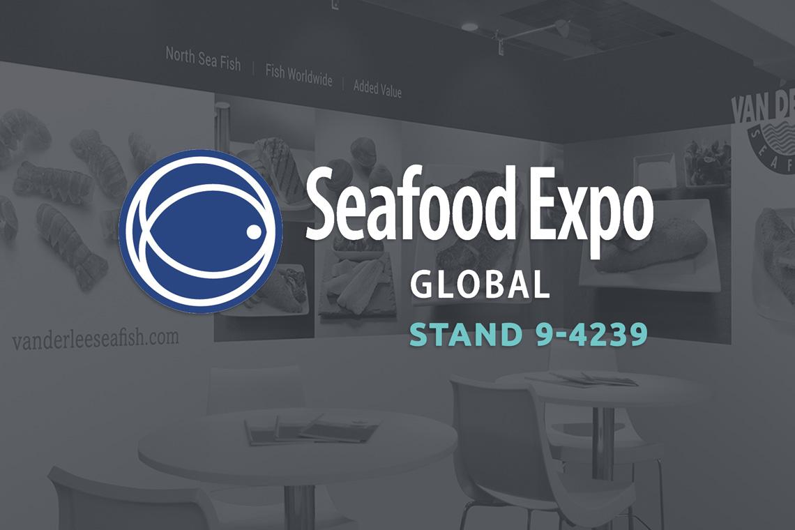 ¿Viene a visitarnos a la Seafood Expo Global en Bruselas?