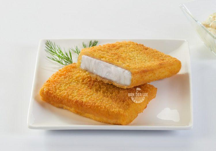 Porción de filete de pescado